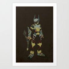 Ventus Art Print