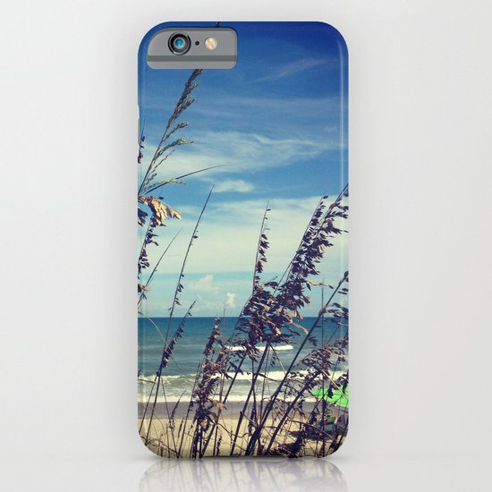 Through The Reeds iPhone & iPod Case