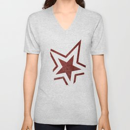 Star Alpha Unisex V-Neck