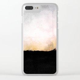 Barren Clear iPhone Case