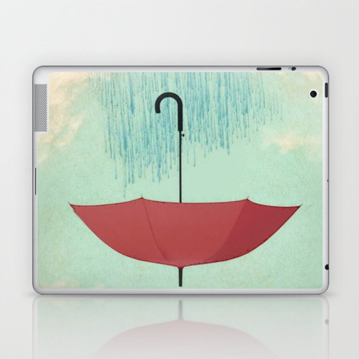 Saving the Rain Laptop & iPad Skin