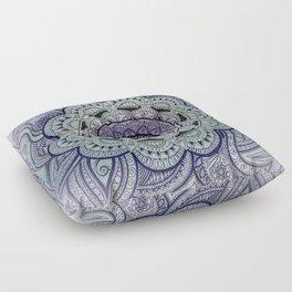 Mandala Violet Floor Pillow