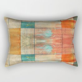 MidMod Graffiti 5.2M Rectangular Pillow
