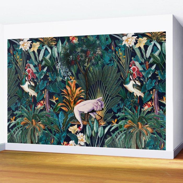 Beautiful Forest III Wall Mural