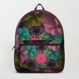 Old Fashioned Flower Garden Backpack