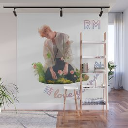 BTS Love Yourself Answer Design - RM Wall Mural