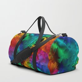 wild and colorful - landscape format Duffle Bag