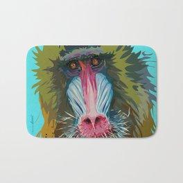 ANIMAL: Baboon Bath Mat