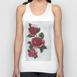 New roses Unisex Tank Top