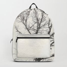 Emulsion Lift 2- Ghostly Tree Backpack