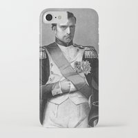 napoleon iPhone & iPod Cases featuring Napoleon by Palazzo Art Gallery