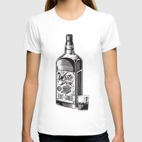 write T-shirts featuring Write Drunk. Edit Sober by Ryan Huddle House of H