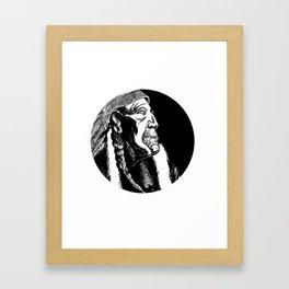 American Founder Framed Art Print