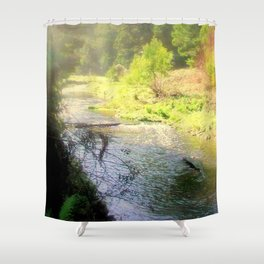 Otway Ranges Shower Curtain