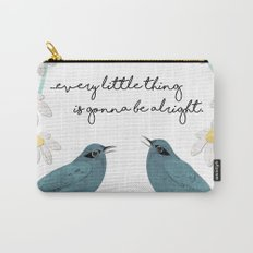 Three Little Birds, Part 2 Carry-All Pouch