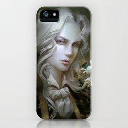 Alucard. Castlevania Symphony of the Night iPhone Case