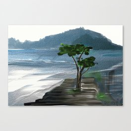 Weekend Daydreaming Canvas Print