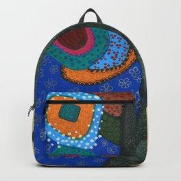 Rasta girl Backpack