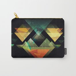 The Triangle collection  Carry-All Pouch