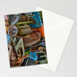 Junk Yard Stationery Cards