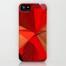 mathematical elegance iPhone Case