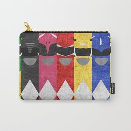 Mighty Morphin Power Rangers Carry-All Pouch