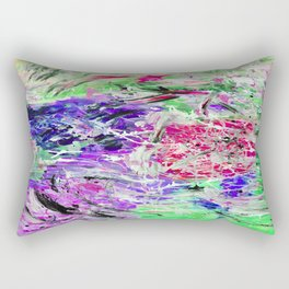 HOT MESS 3 Rectangular Pillow