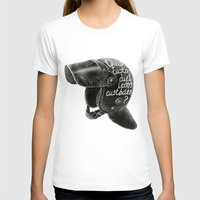 watchmen T-shirts featuring Quis custodiet ipsos custodes? by Lime