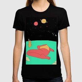 Space Bum T-shirt