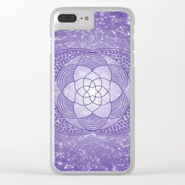 The Third Eye Chakra Clear iPhone Case