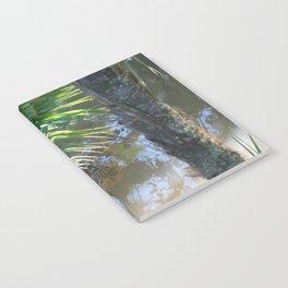 Creeping Crocodile Notebook