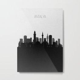 City Skylines: Antalya Metal Print