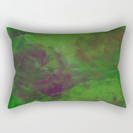 Botenique Verte Rectangular Pillow