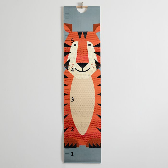 Whimsy Tiger Growth Chart