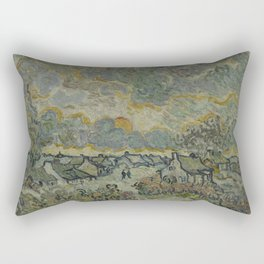 Reminiscence of Brabant Rectangular Pillow