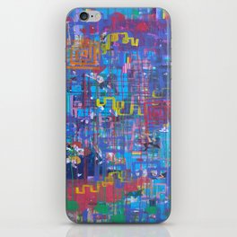 Nothing Lasts Forever All is Eternal iPhone Skin