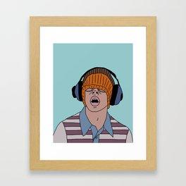 Bill Haverchuck is My Spirit Animal Framed Art Print