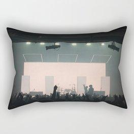 1975 concert Rectangular Pillow