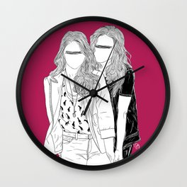 Hollstein Wall Clock
