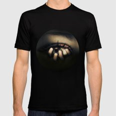 Out of Mein Eye Black MEDIUM Mens Fitted Tee