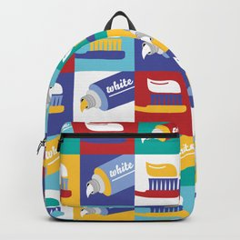 Toothpaste Backpack