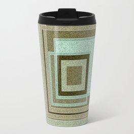 Abstraction . Geometric shapes . 1 Travel Mug
