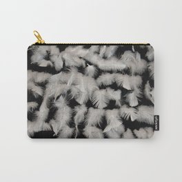 Quivering feathers Carry-All Pouch