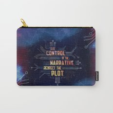 Want - Seize Control Carry-All Pouch