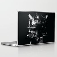 dalek Laptop & iPad Skins featuring Dalek by zerobriant