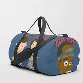 STRANGER THINGSS Duffle Bag