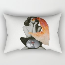 I Spy With My Little Eye Rectangular Pillow