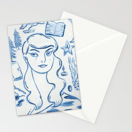 The Writer Stationery Cards