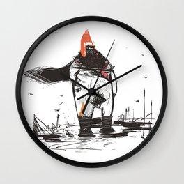 REDHAT Wall Clock