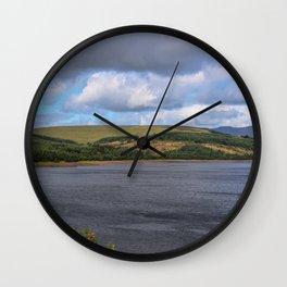Pontsticill Reservoir 2 August 2018 Wall Clock